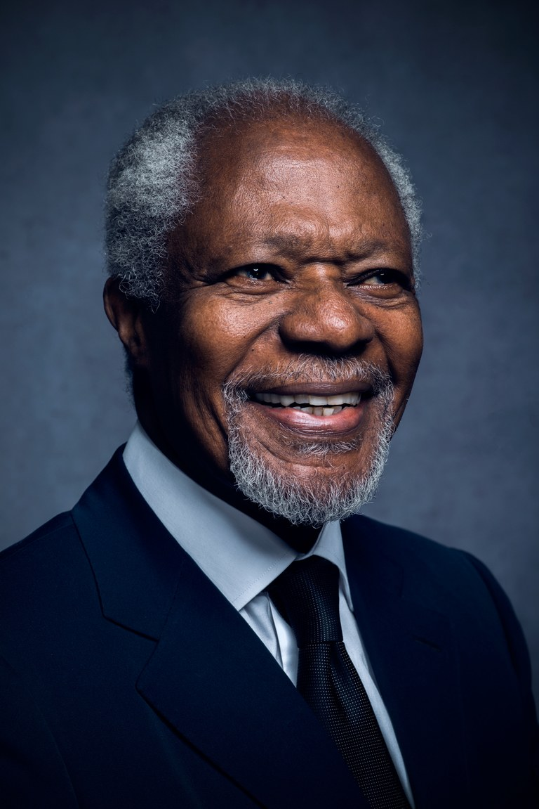 Image result for Kofi Annan Is Dead