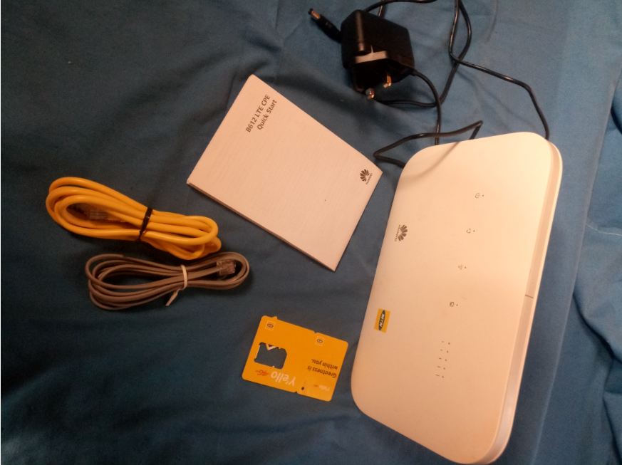 Unboxing The All New Mtn Turbonet Router