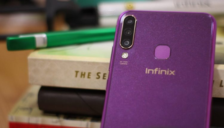 Infinix Hot S4 (2019) - See Price and Specs in Ghana